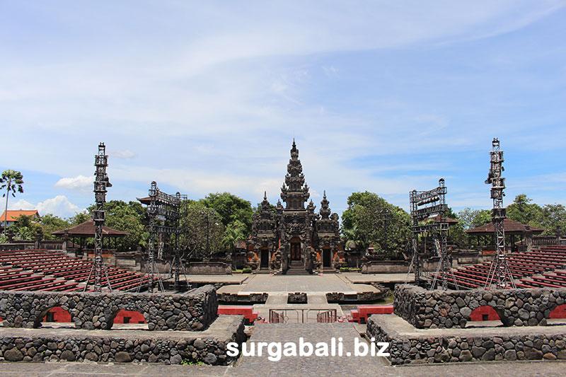 taman budaya art center denpasar bali