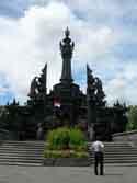 bajra sandhi monumen perjuangan rakyat bali