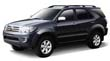 rent car toyota fortuner bali